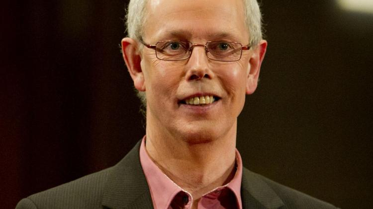Netherlands Socialist Party Senator Tiny Kox