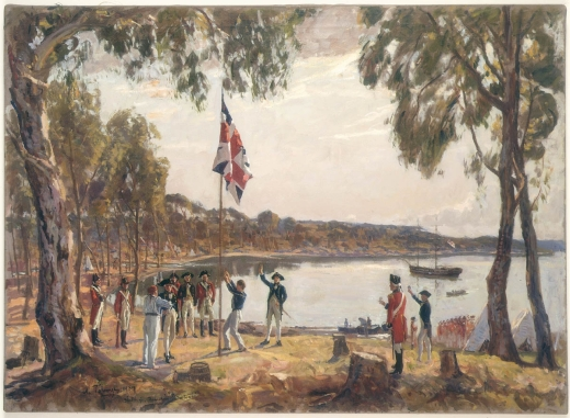 the_founding_of_australia-_by_capt-_arthur_phillip_r-n-_sydney_cove_jan-_26th_1788
